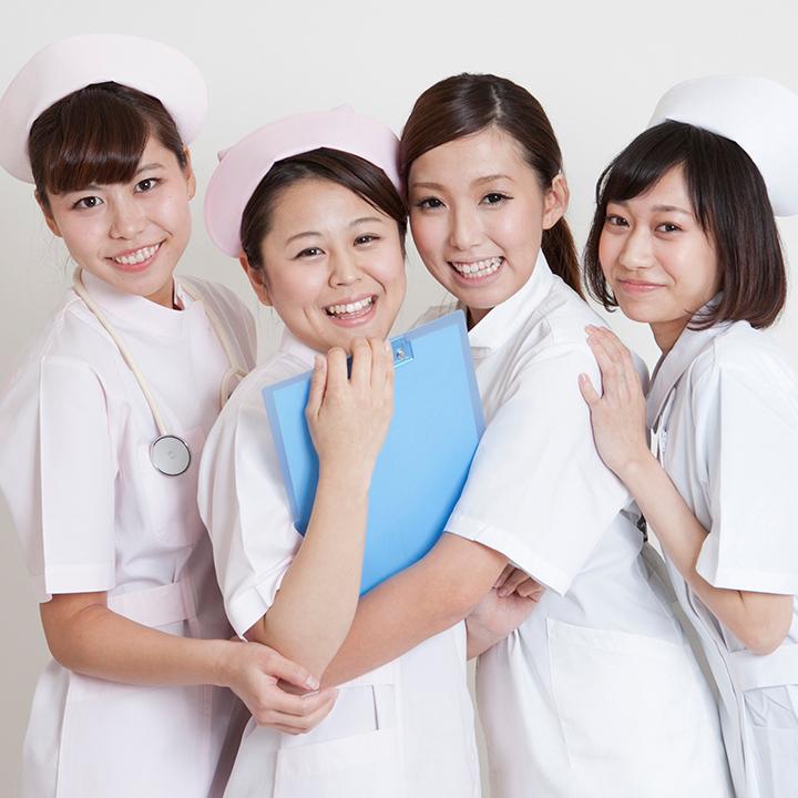 看護師は天使
